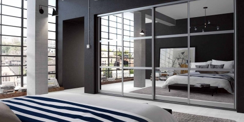 SLIDE-ROBE-DESIGN-A-ALUMINIUM-PROFILE-MIRROR