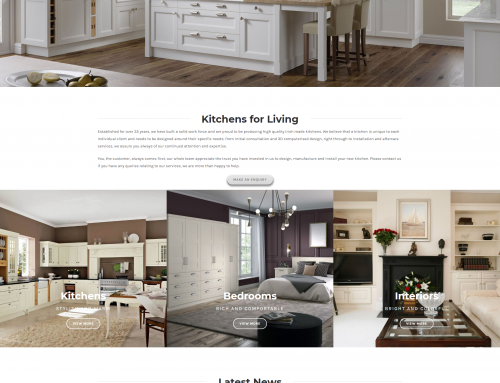 HKF – New Website